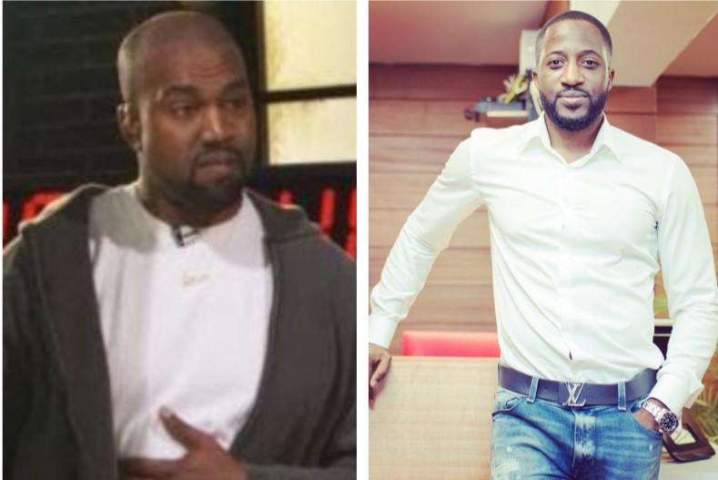 Kanye West Olaotan