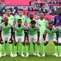 Nigeria football team photo